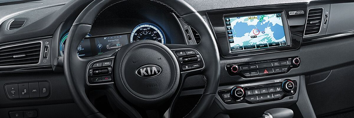 2019 Kia Niro Technology