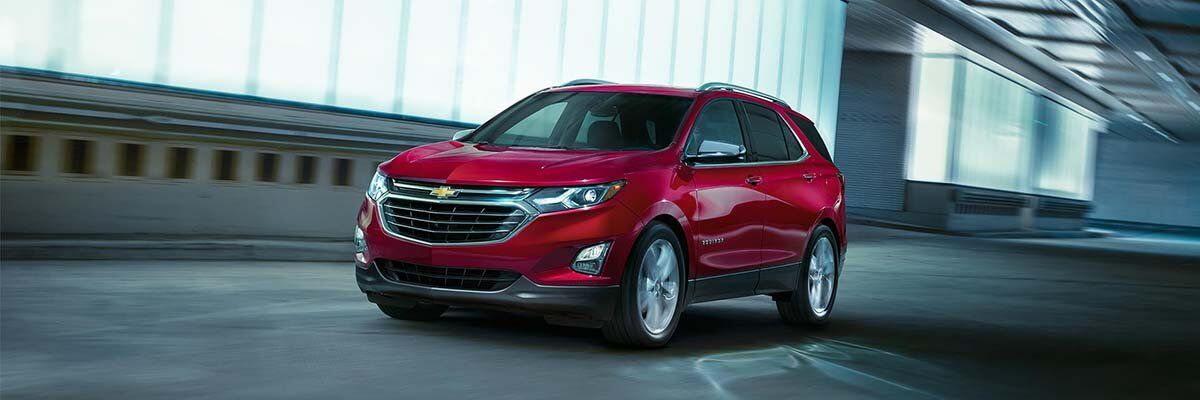 2018 Chevrolet Equinox Performance