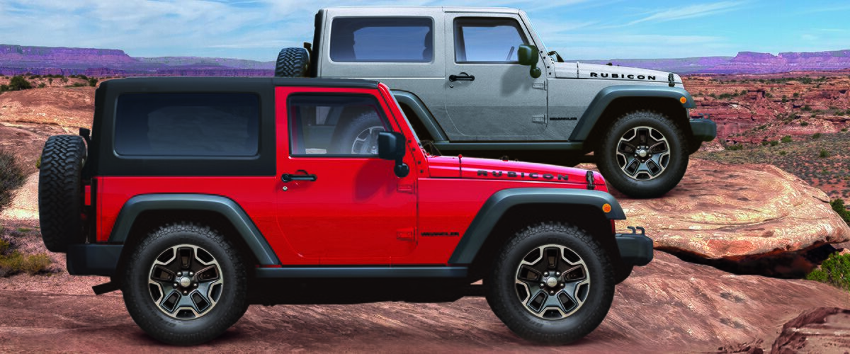 2017 Jeep Wrangler Style