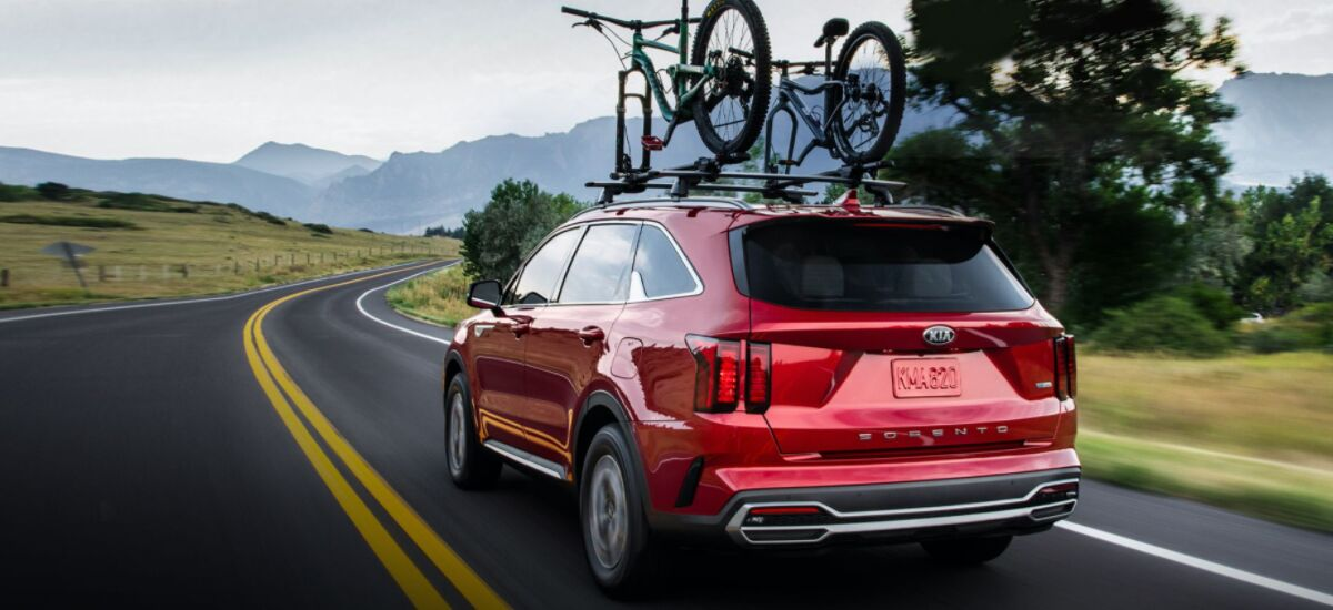 2021 Kia Sorento Performance