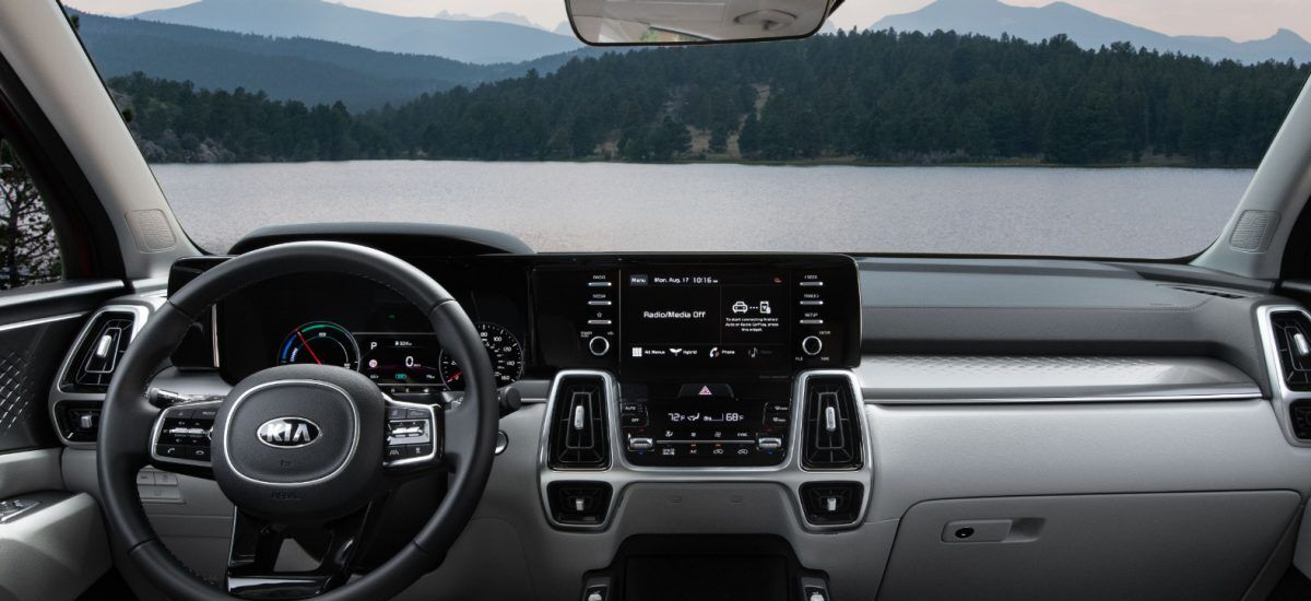 2021 Kia Sorento Technology
