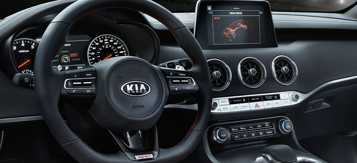 2021 2021 KIA STINGER Technology
