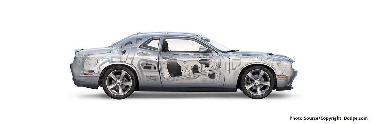 2016 Dodge Challenger SRT Hellcat Safety
