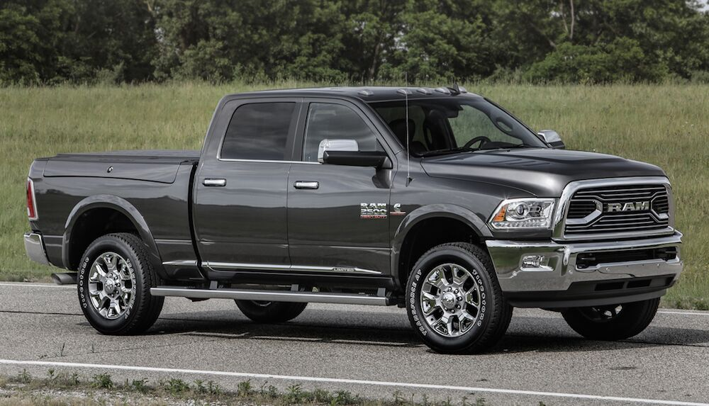 The Ram 2500 May Be A Bit Less Expensive Than Wagon Limited But That Doesn T Mean It S Any Capable Pickup Actually Offers What Is