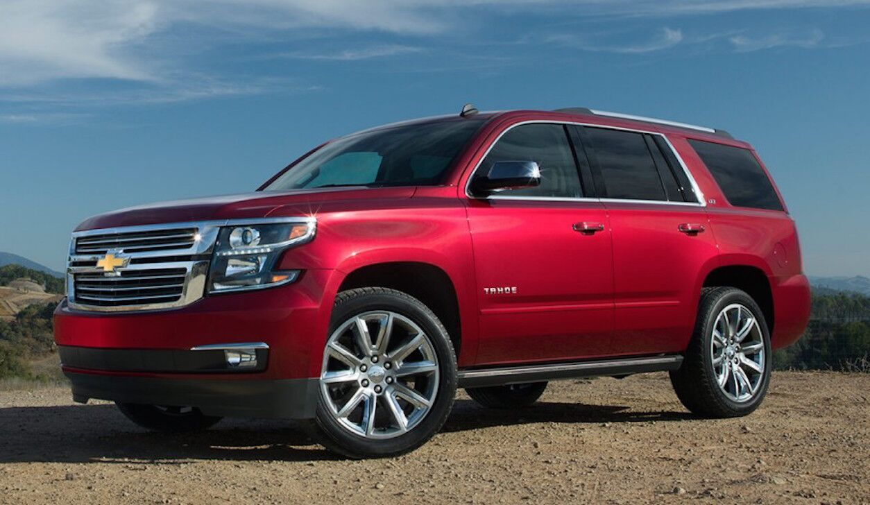 All Chevy chevy 2015 suv : 2015 Chevy Tahoe or Chevy Traverse: Which is the Better SUV?