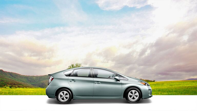 2015 toyota prius hybrid sedan green technology versatility palo alto california