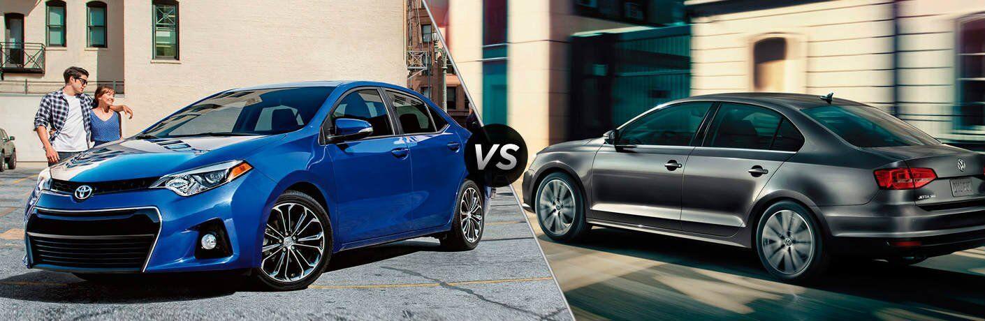 2017 Toyota Corolla vs. 2017 VW Jetta