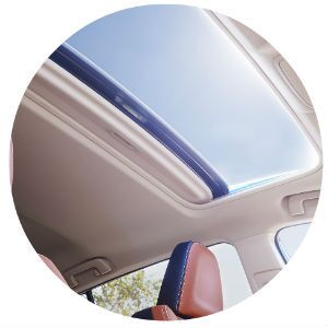 Does the 2017 Toyota RAV4 have a moonroof?
