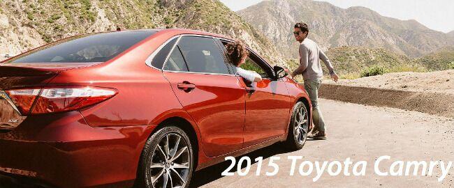 2015 toyota camry sedan performance palo alto ca