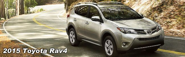 2015 Toyota RAV4 inventory Toyota Palo Alto CA