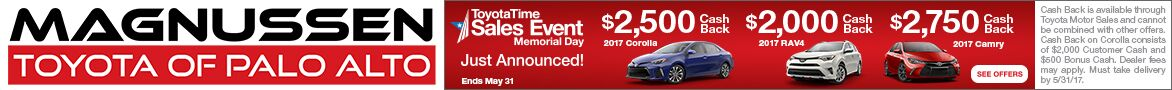 Get EXTRA Great Deals during Memorial Day Sale.