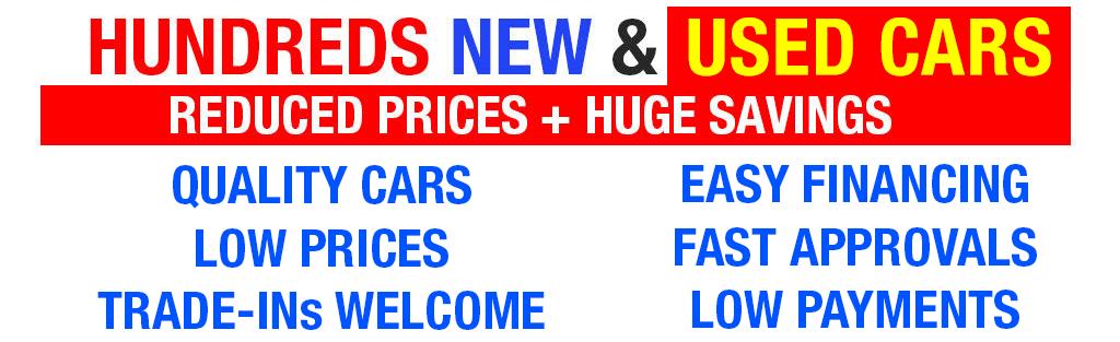 San Jose Used Car Sale.