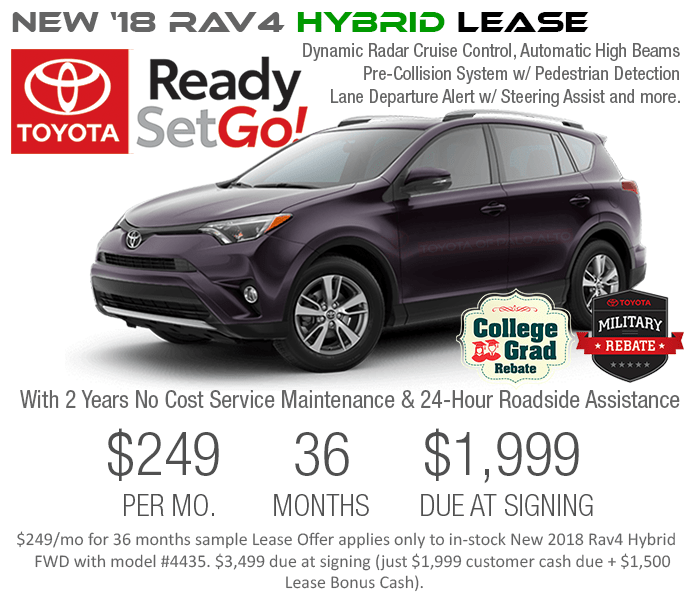 2018 rav4 hybrid offers sf bay area hybrid rav4 dealer. Black Bedroom Furniture Sets. Home Design Ideas
