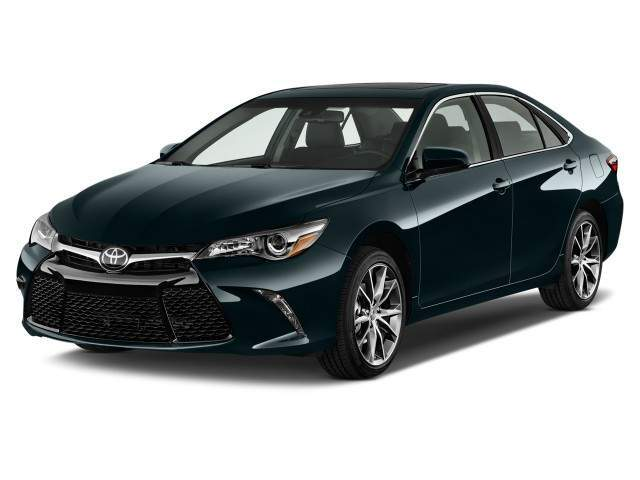 2016 Toyota Camry Front View