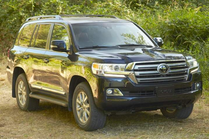 2016 Toyota Land Cruiser In Palo Alto California Near