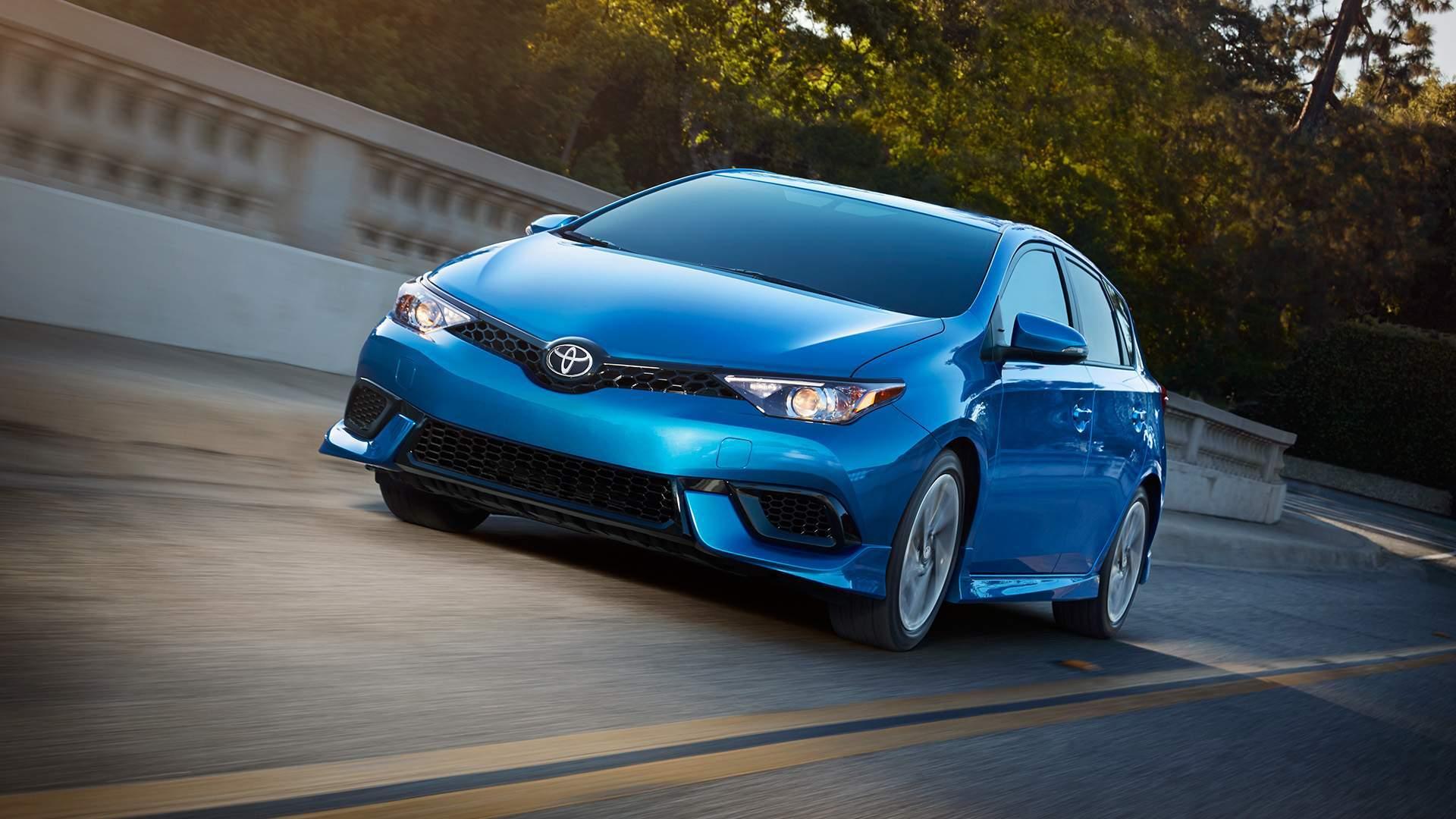2017 Toyota Corolla iM For Sale