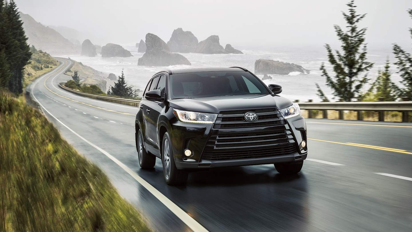 2017 Toyota Highlander Hybrid For Sale