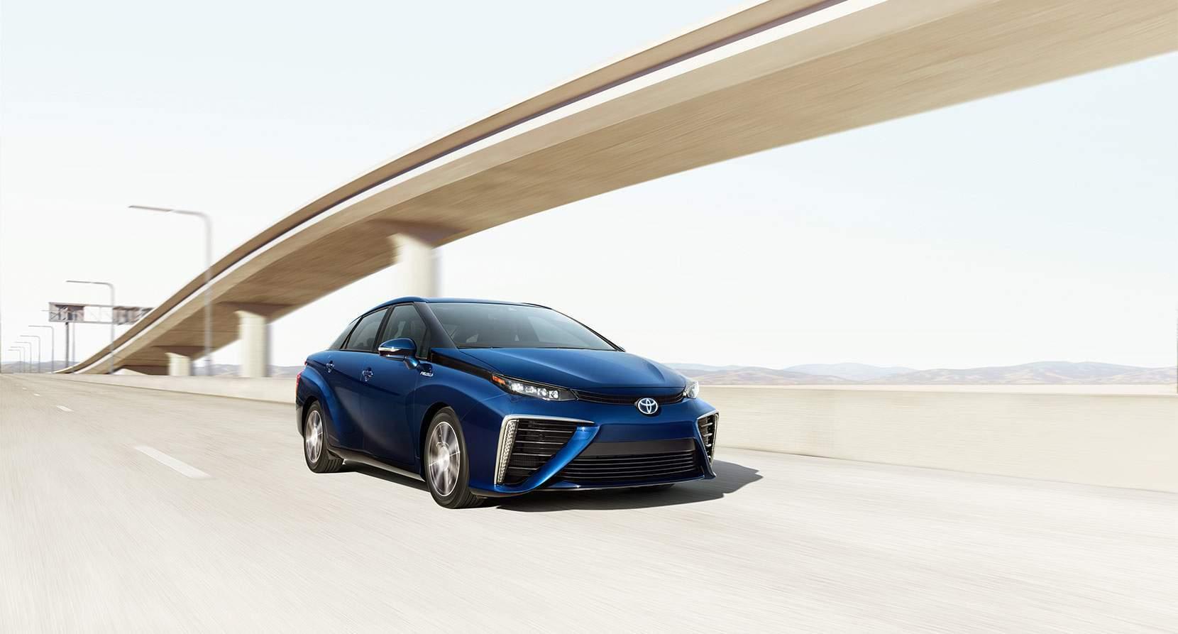 2017 Toyota Mirai For Sale