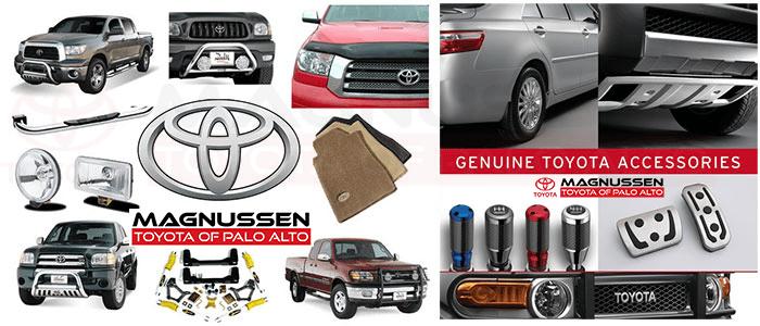 Genuine Toyota Parts - Mountain View Toyota Parts Service
