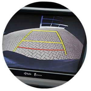 2016 Toyota Highlander backup camera