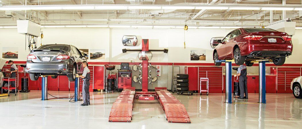 The Magnussenu0027s Toyota Palo Alto Service Center Promise