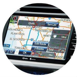 2016 Toyota Highlander navigation system