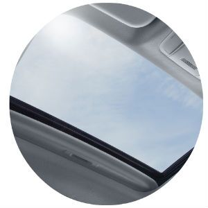 Does the Prius have a moonroof?
