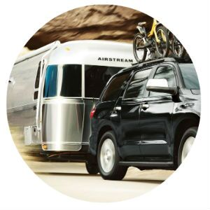 How much can the Toyota Sequoia tow?