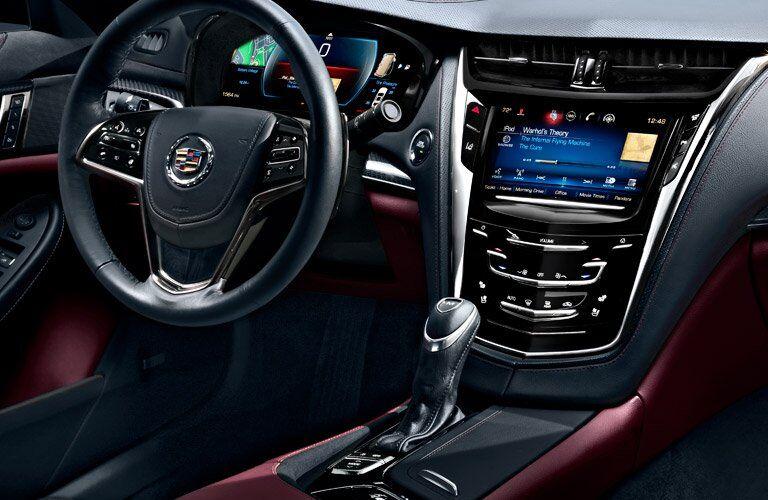 2017 Cadillac CTS Interior
