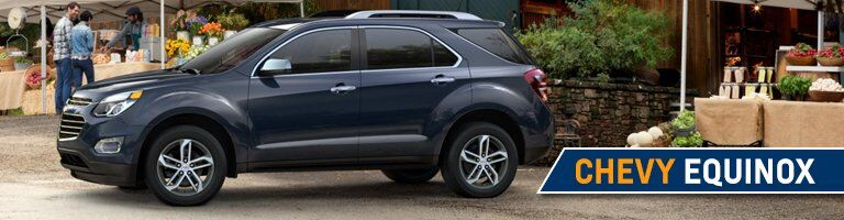 You may also like the 2017 Chevy Equinox