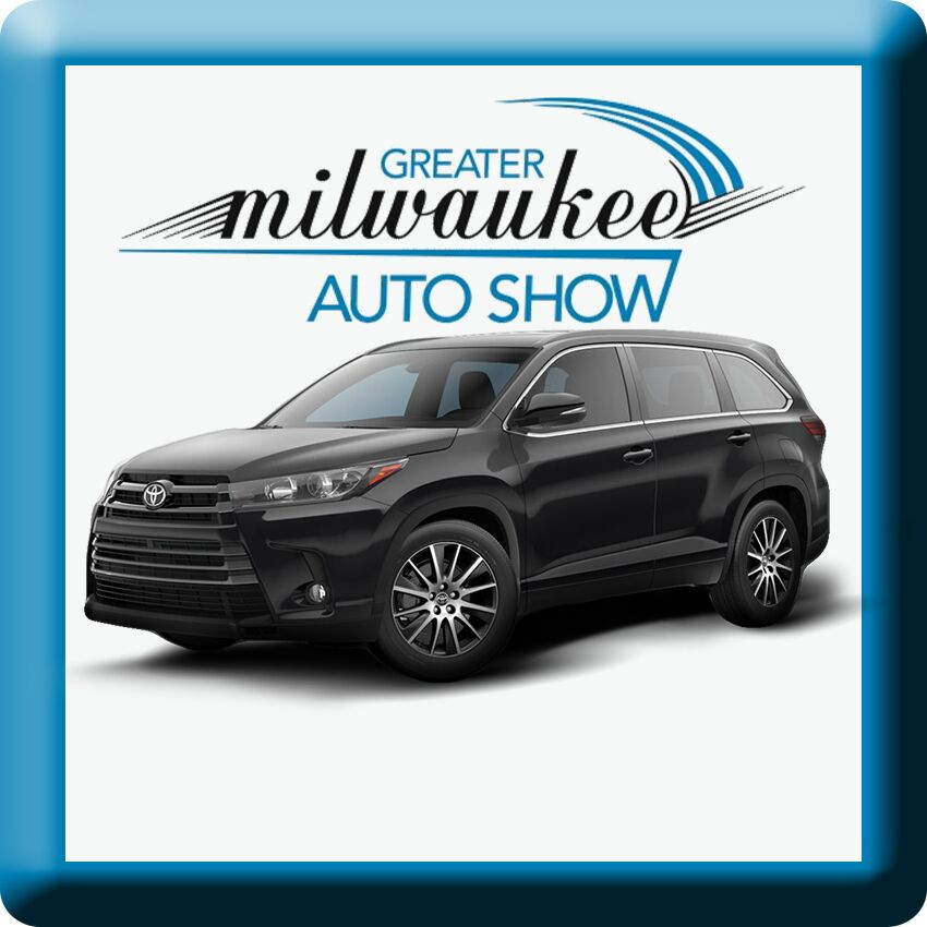 The Greater Milwaukee Auto Show And Andrew Toyota.