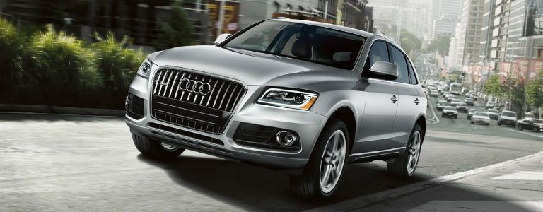 New Audi Q5 for Sale Madison WI Zimbrick