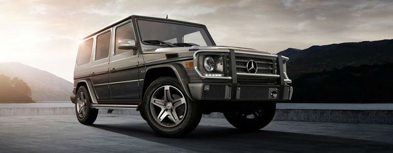 New & Used Mercedes-Benz G-Class Madison WI