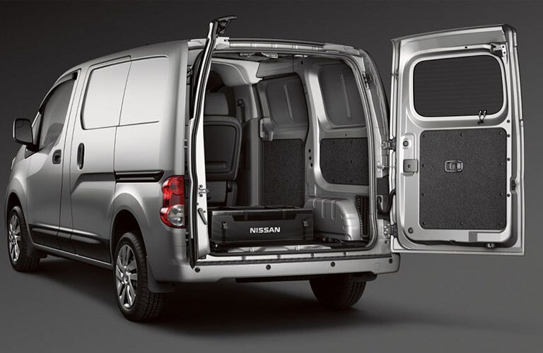 2016 NV200 Cargo management packages