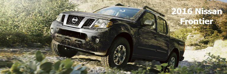 2016 Nissan Frontier Davis Saxcramento CA