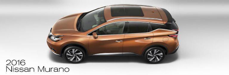 2016 Nissan Murano midsize SUV Davis CA