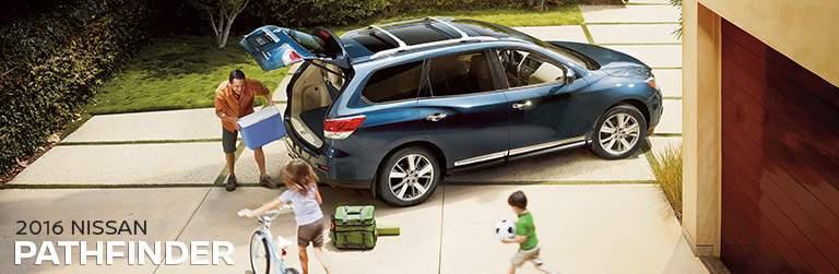 2016 Nissan Pathfinder three-row SUV Davis CA