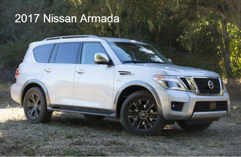 2017 Nissan Armada Davis CA