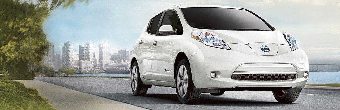 2017 Nissan Leaf Vacaville CA