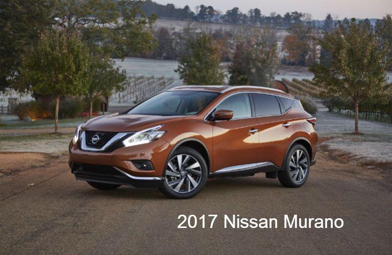 2017 Nissan Murano Davis CA