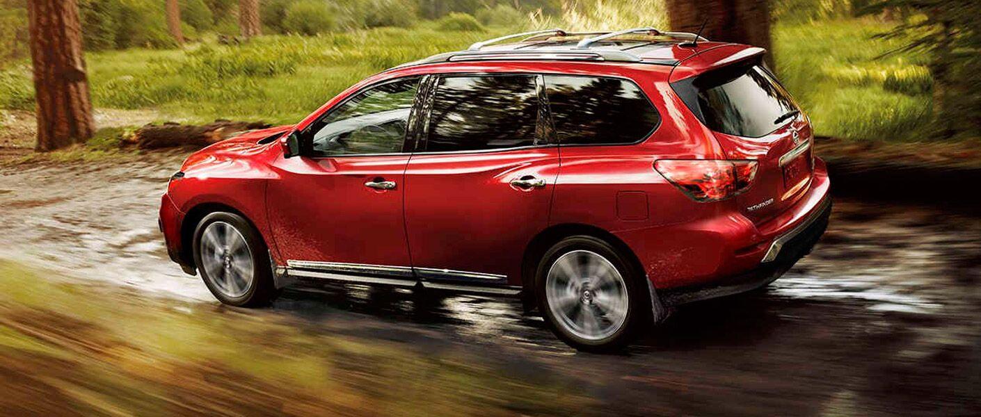 2017 Nissan Pathfinder SUV Davis Vacaville CA