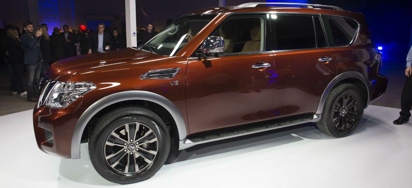 2017 Nissan Armada SUV Davis Vacaville CA
