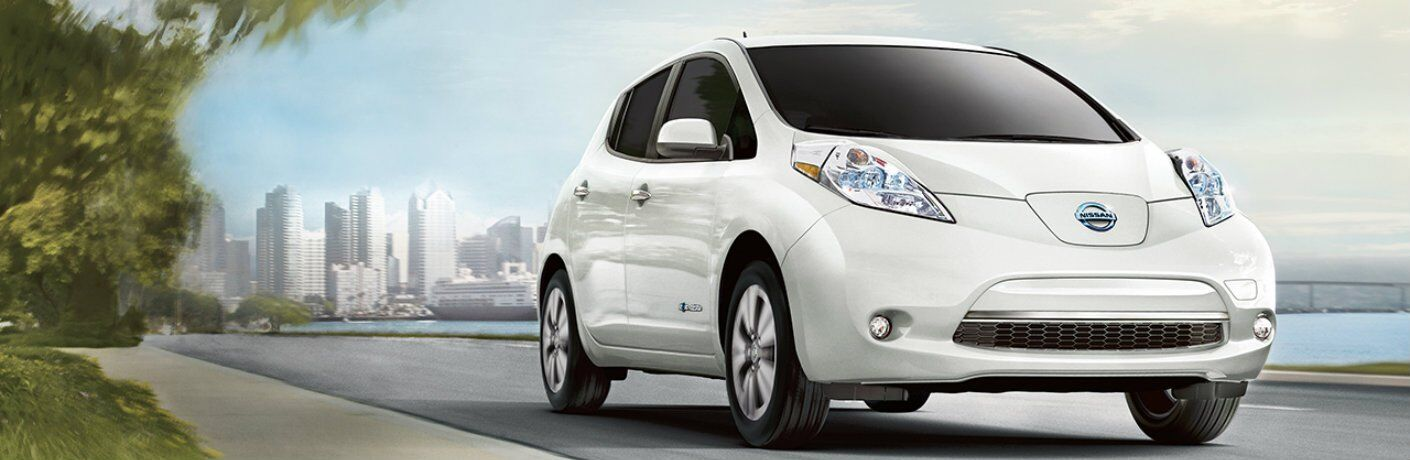 nissan LEAF fleetail incentive vacaville ca