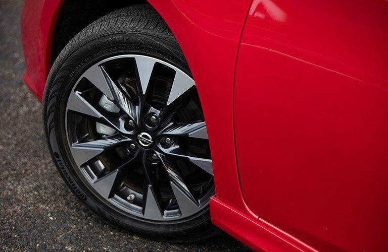 2017 Sentra wheel options