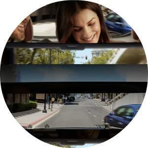 Armada Intelligent Rearview Mirror