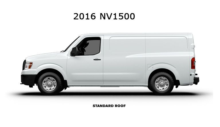 Nissan commercial vehicles 2016 NV1500 Vacaville Nissan