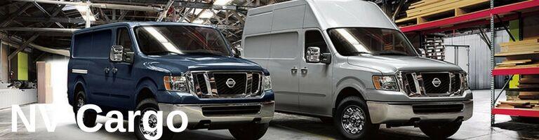 Nissan cargo vans