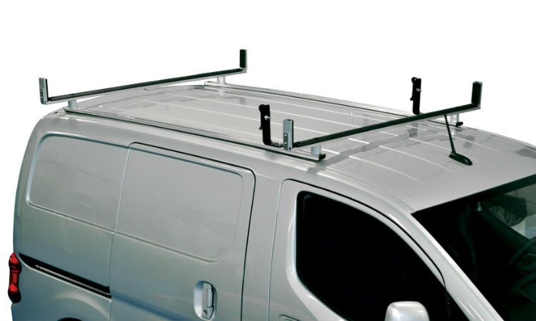 Roof rack upfit options Vacaville Sacramento Nissan Commercial Vehicles NV200 NV1500 NV2500 NV3500