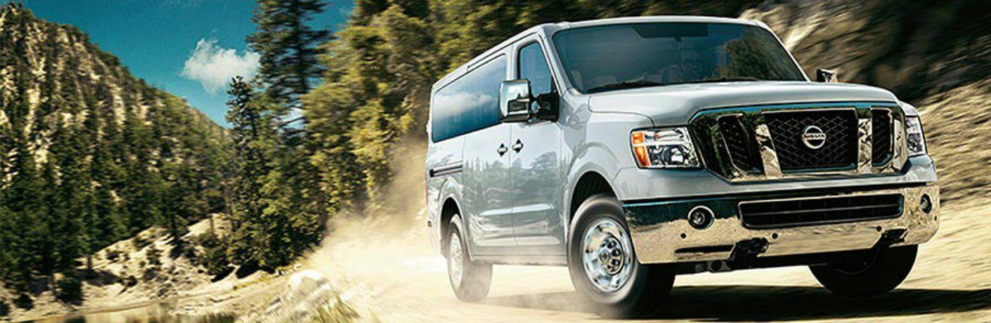 2017 Nissan NV Passenger Vacaville CA