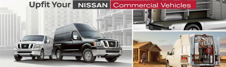 Vacaville Nissan Commercial Vehicle Upfit Gallery Sacramento CA